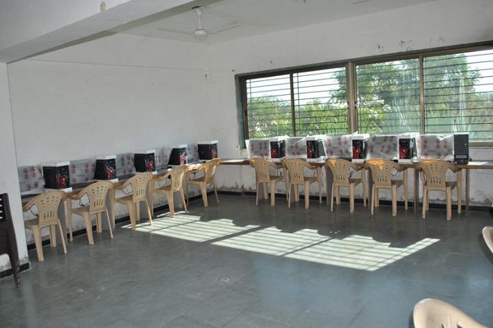 Mother Teresa World School-IT Lab
