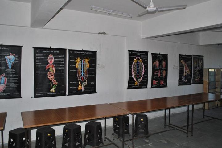 Mother Teresa World School-Biology Lab
