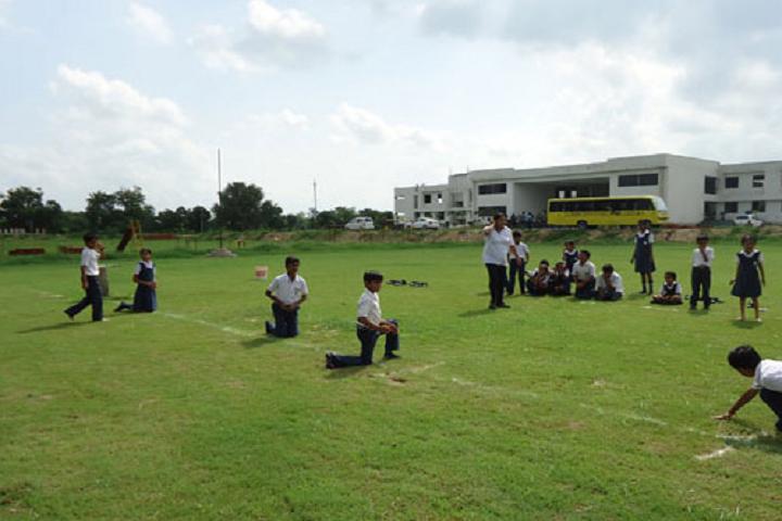 Mother Teresa World School-Sports