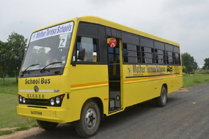 Mother Teresa World School-Transport