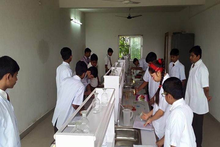 Angel English Medium School-Laboratory chemistry