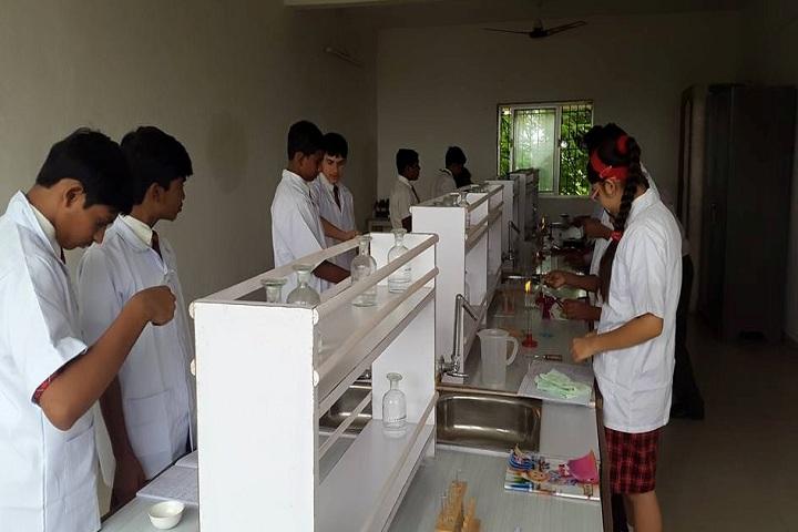 Angel English Medium School-Laboratory
