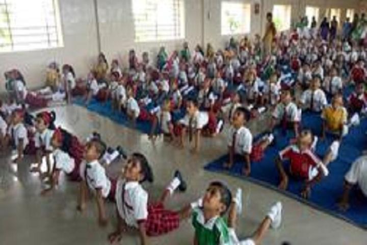 Angel English Medium School-Others yoga