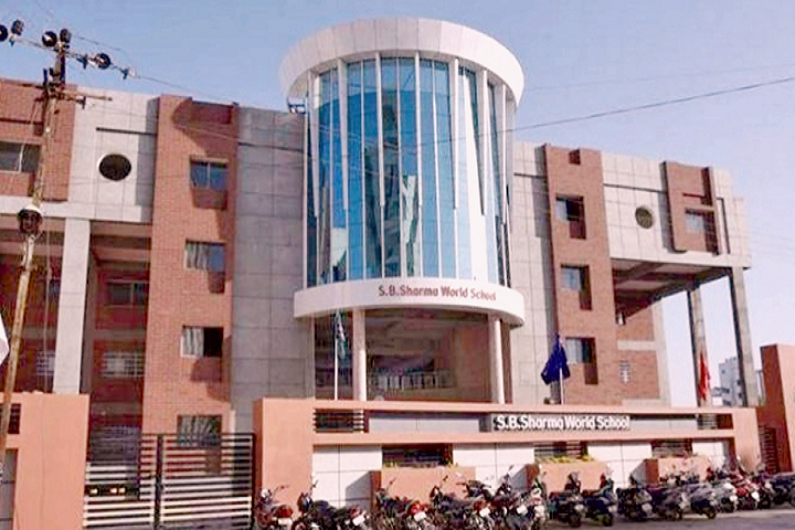 S B Sharma World School-Campus-View