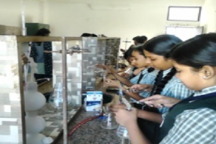 S B Sharma World School-Laboratory chemistry
