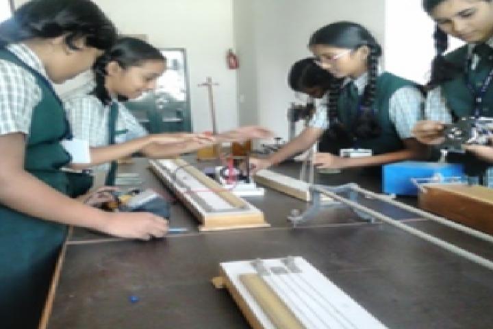 S B Sharma World School-Laboratory physics