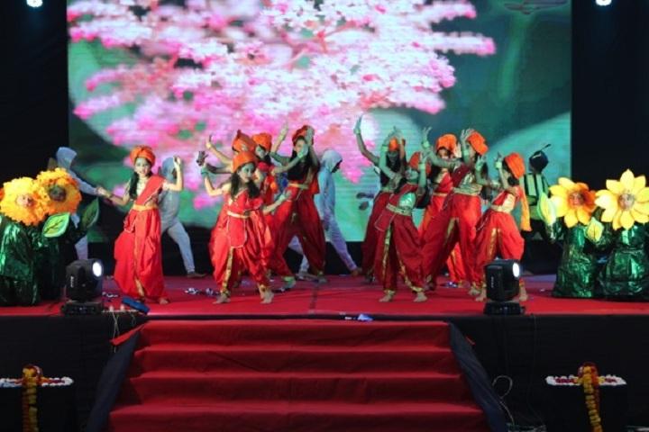 Dr Vijaypat Singhania School-Events annual day