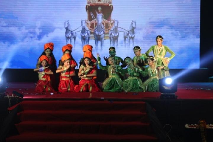 Dr Vijaypat Singhania School-Events function