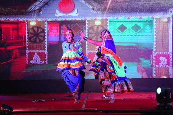 Dr Vijaypat Singhania School-Events programme