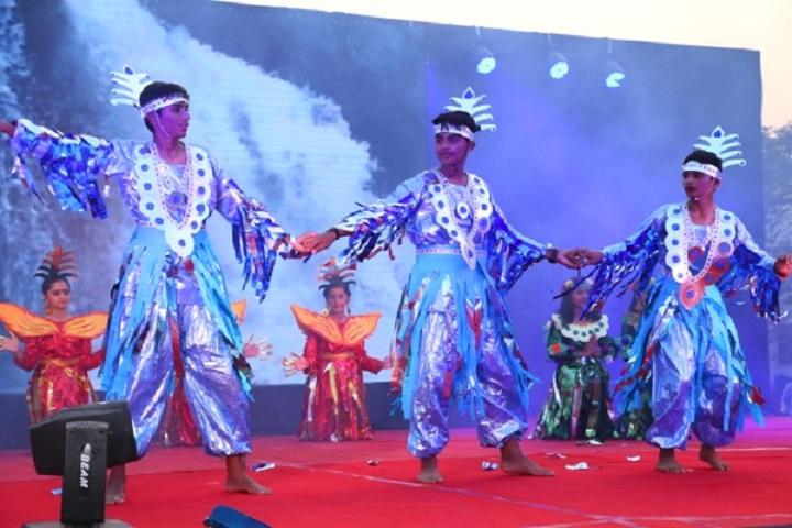 Dr Vijaypat Singhania School-Events