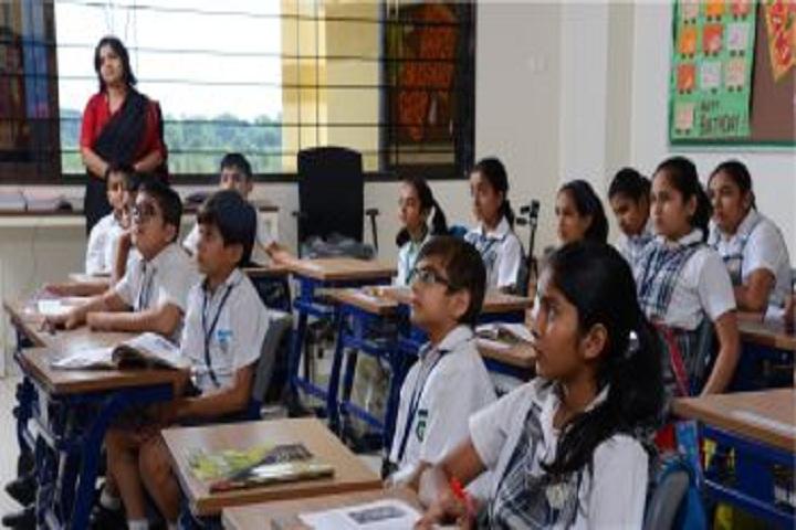 Jamnabai Narsee School-Classroom view