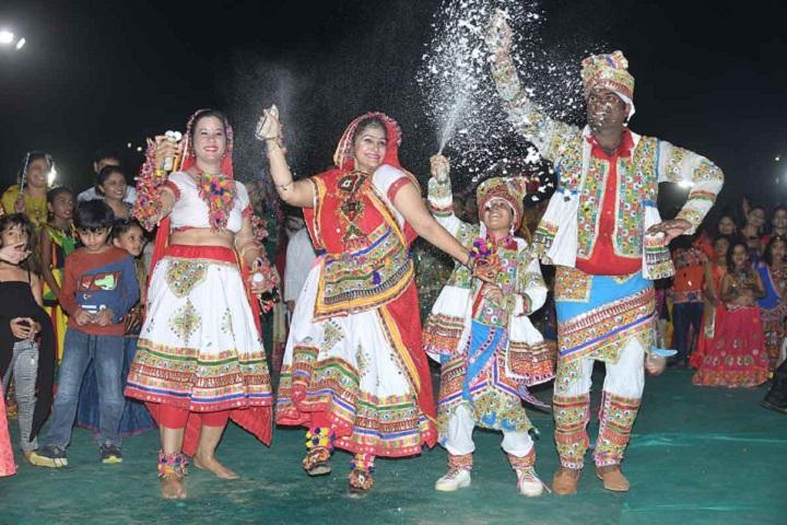 Jamnabai Narsee School-Events celebration