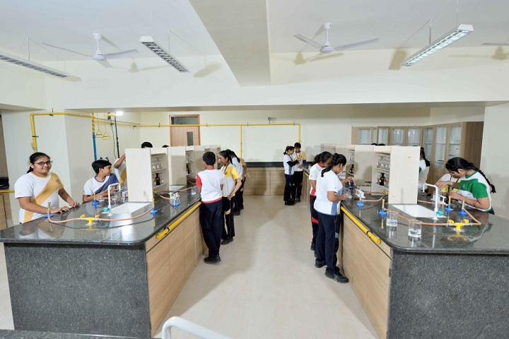 Jamnabai Narsee School-Laboratory chemistry