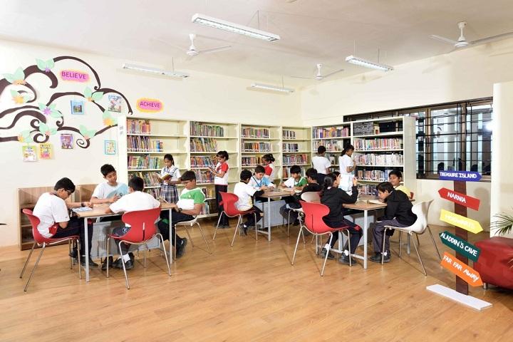 Jamnabai Narsee School-Library
