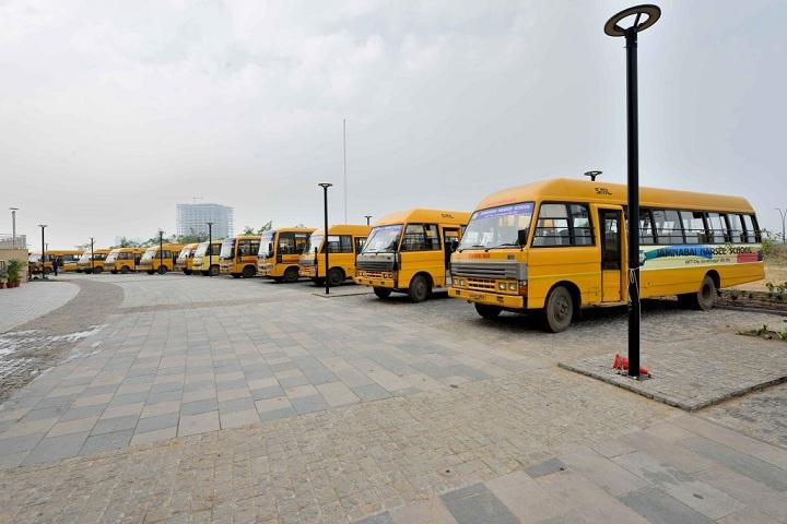Jamnabai Narsee School-Transport