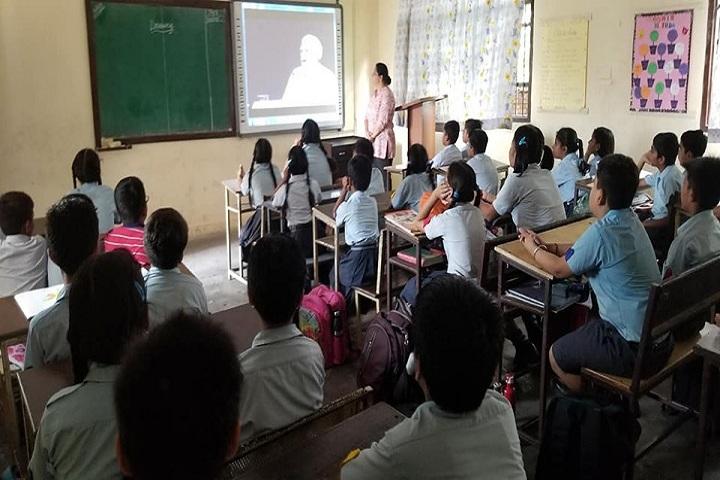 St PaulS High School-Classroom