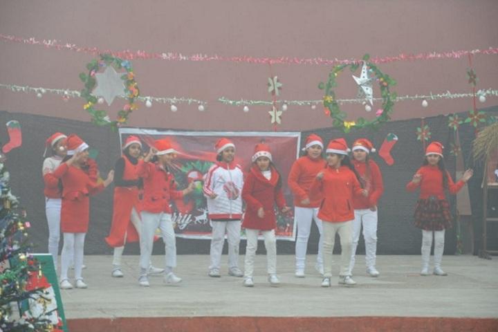 St PaulS High School-Events christmas new