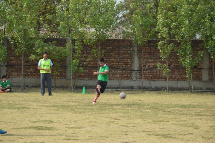 St PaulS High School-Sports football