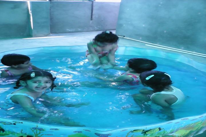 St PaulS High School-Swimming Pool