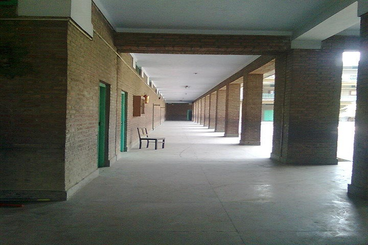 St Thomas Higher Secondary School-Campus View inside