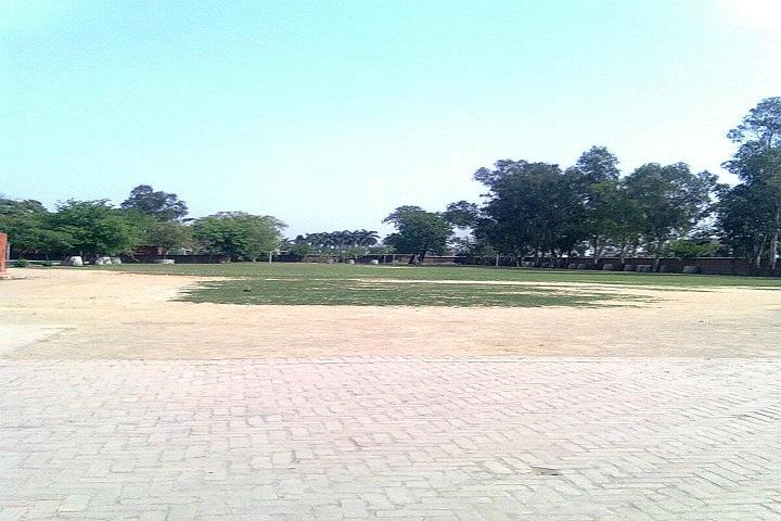 St Thomas Higher Secondary School-Play Area