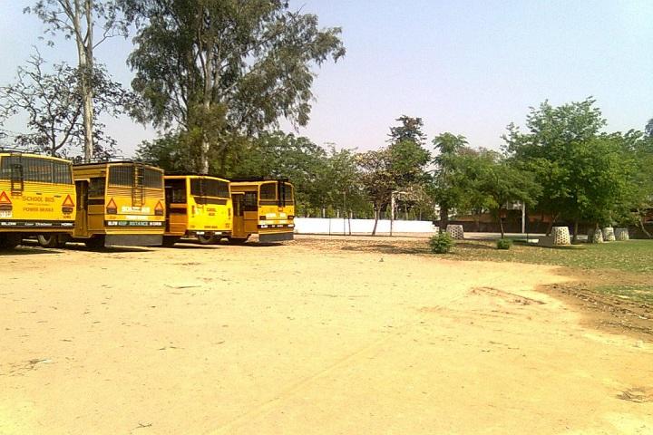 St Thomas Higher Secondary School-Transport