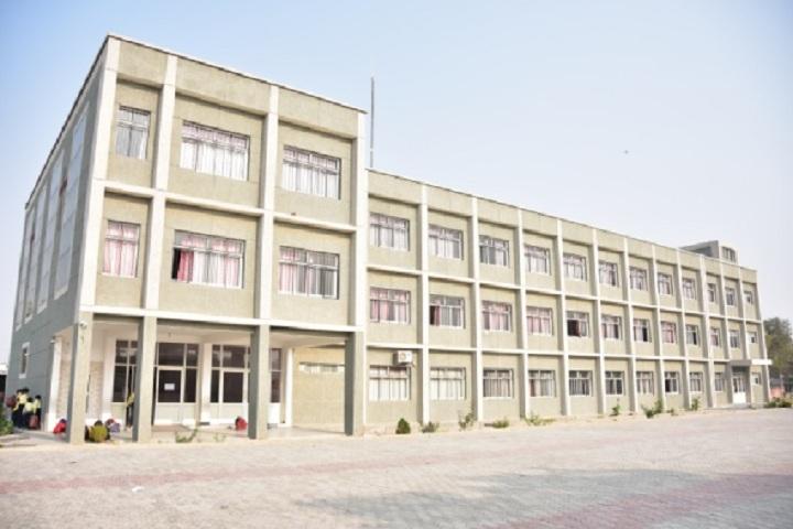 St JosephS High School-Campus-View front