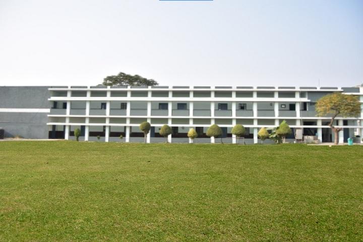 St JosephS High School-Campus-View with playground