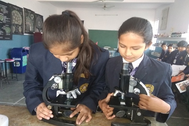 St KabirS Residential and Day School- Biology Lab