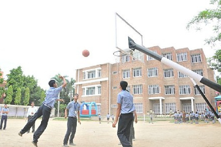 St KabirS Residential and Day School-Basket Ball Court