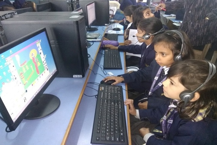 St Kabirs Residential and Day School-Computer Lab