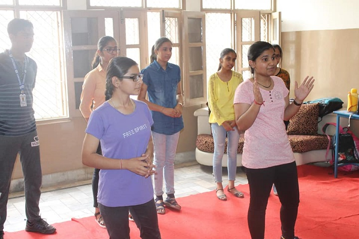 St Kabirs Residential and Day School-Dance Room