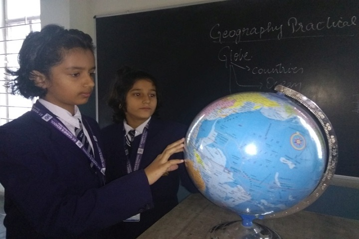 St Kabirs Residential and Day School-Geography Lab