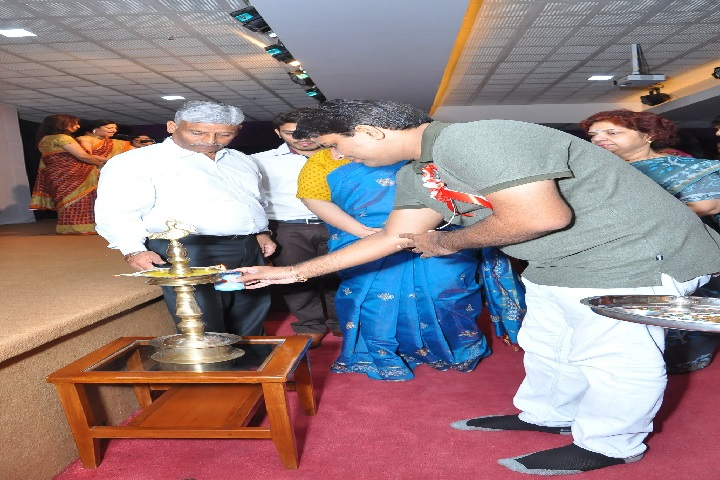 St Kabirs Residential and Day School-Lighting The Lamp