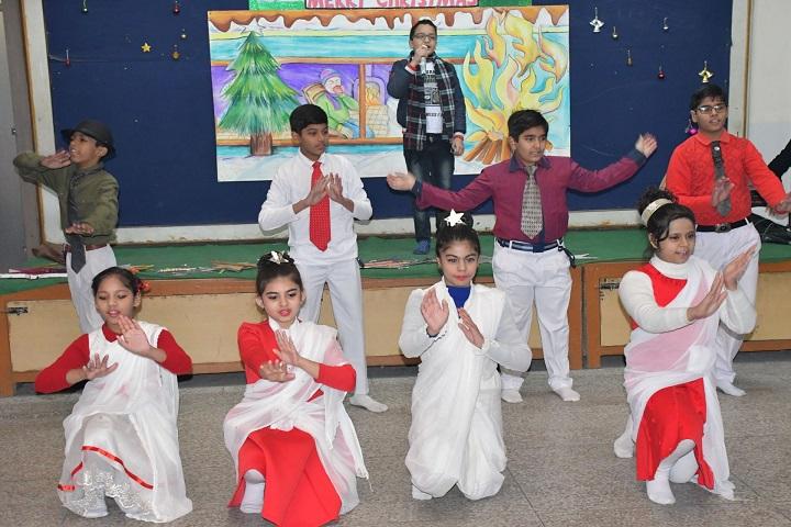 Lord Jesus Public School-Christmas Celebration