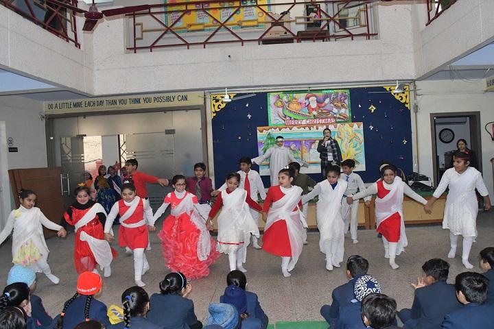 Lord Jesus Public School-Dance