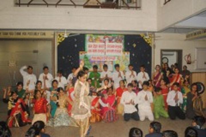 Lord Jesus Public School-Festival Celebration