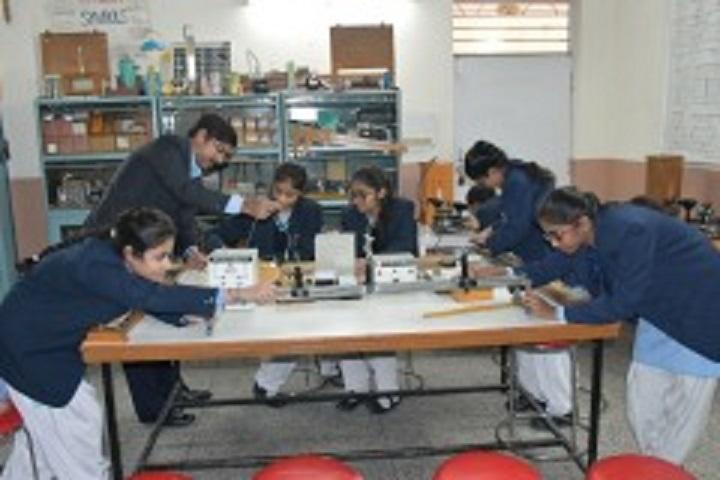 Lord Jesus Public School-Physics Lab
