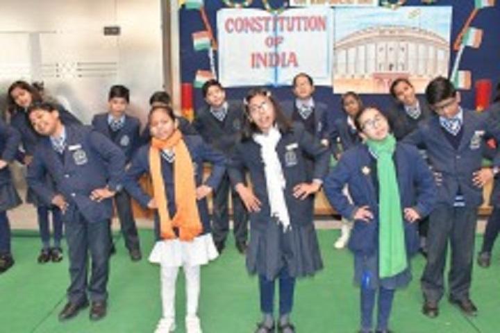 Lord Jesus Public School-Republic Day Celebration