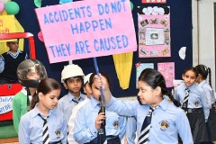 Lord Jesus Public School-Road Safety