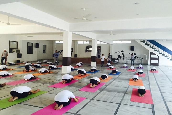 Adarsh Public School-Others yoga