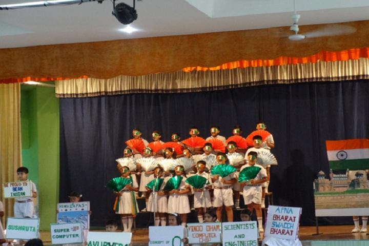 Little Flower Convent School-Events