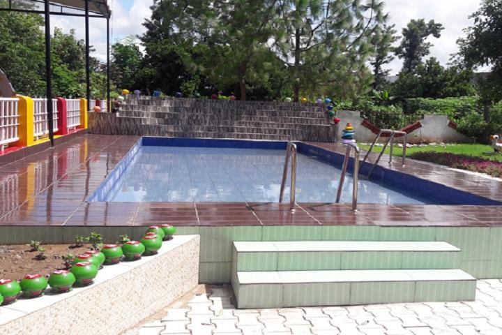 Little Flower Convent School-Swimming Pool