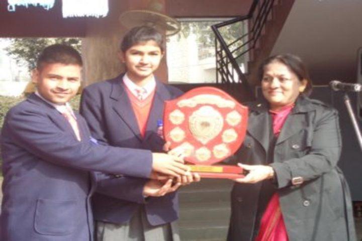 Golden Heights School-Awards