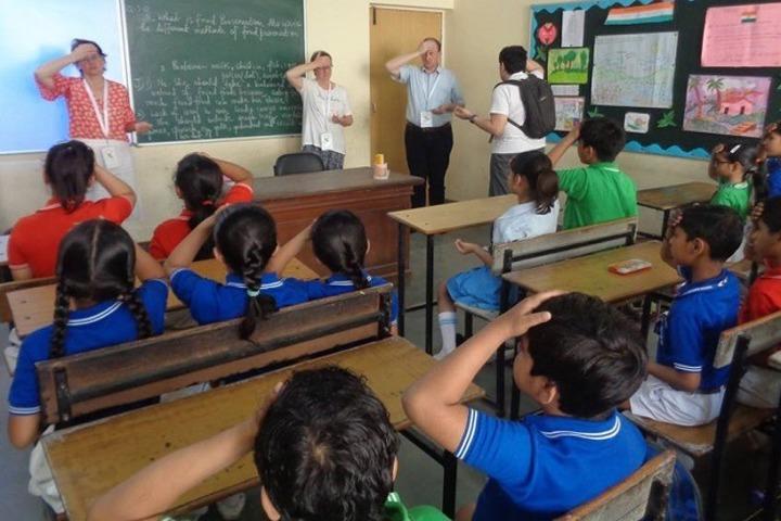 Golden Heights School-Classroom