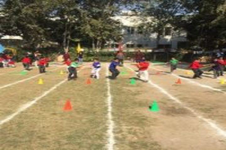 Golden Heights School-Games