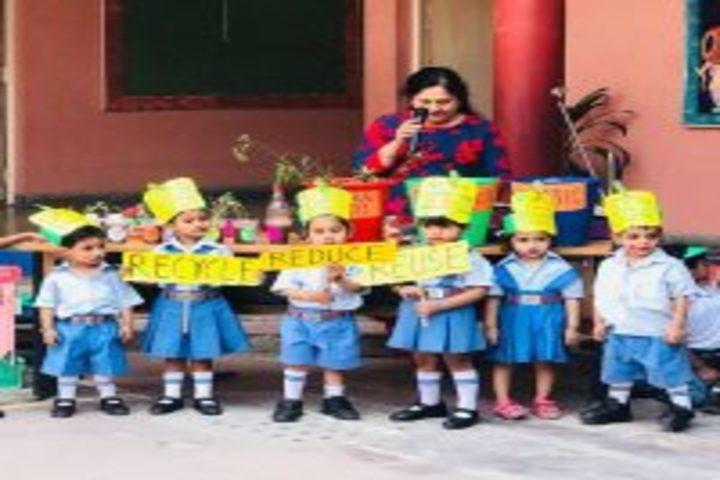 Golden Heights School-Kids Activity