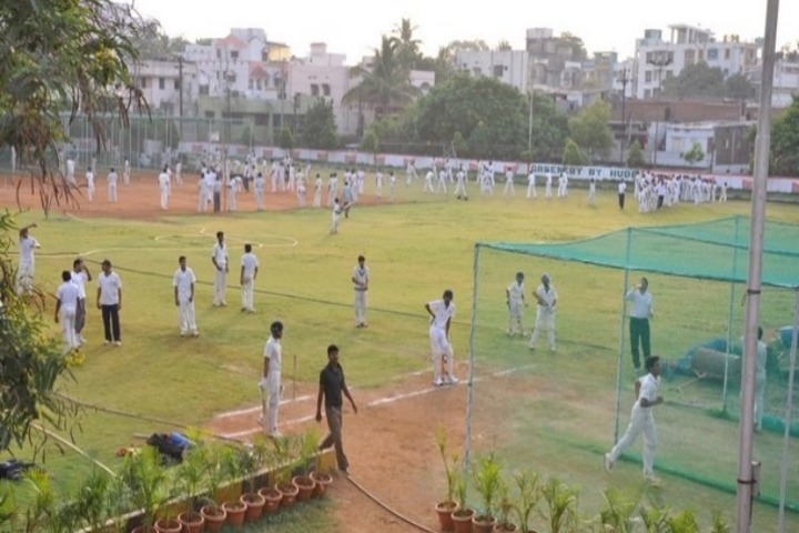 Golden Heights School-Play Area