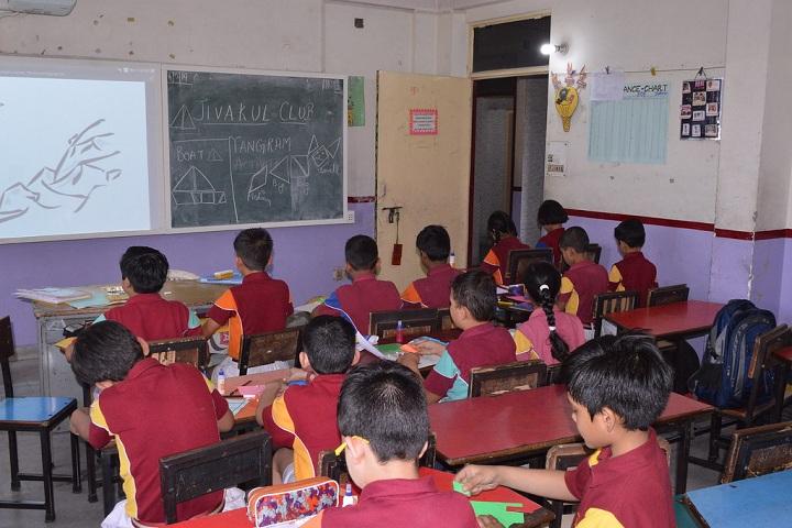 Jiva Public School-Classroom junior