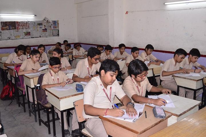 Jiva Public School-Classroom